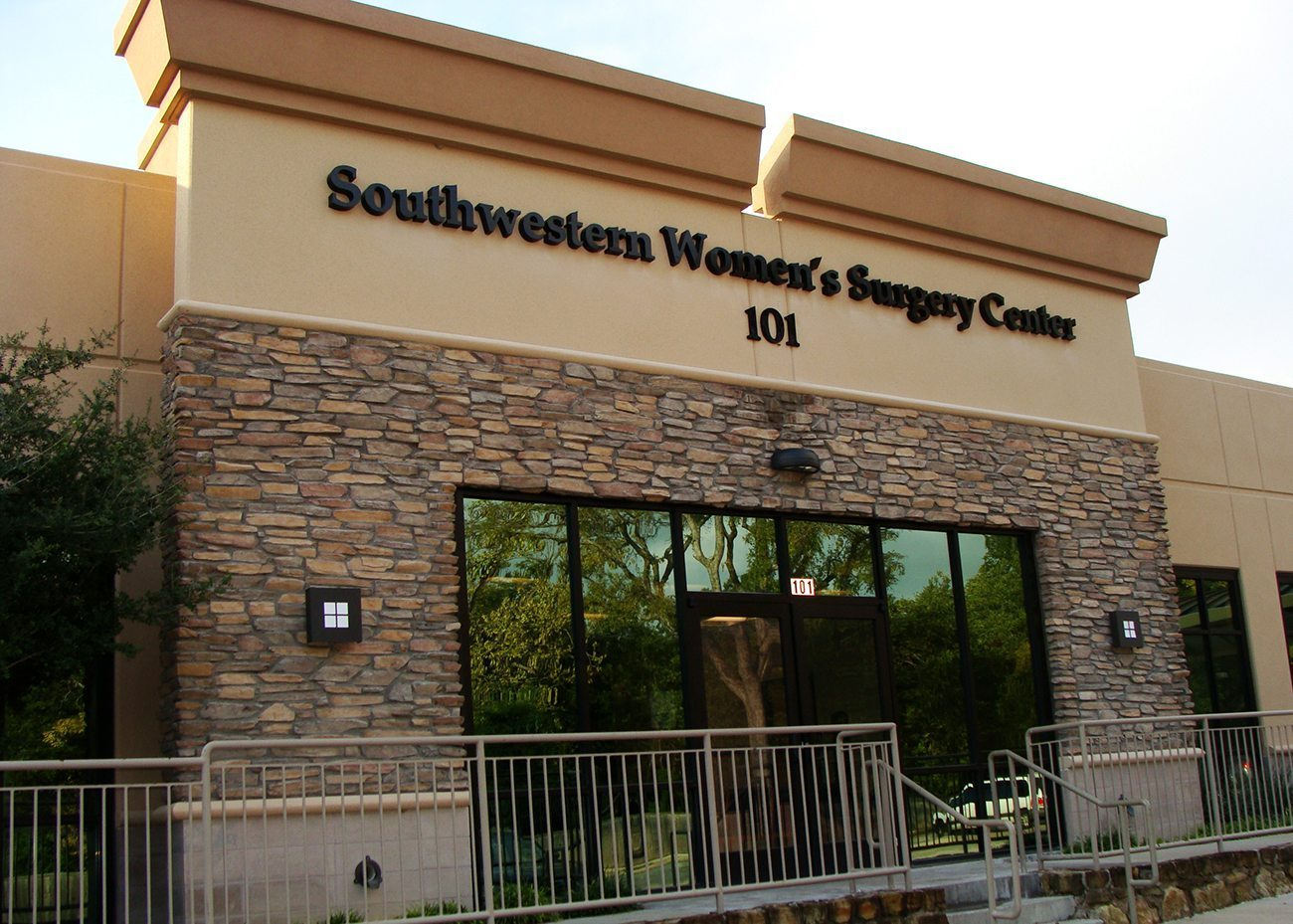 southwestern womens surgery center