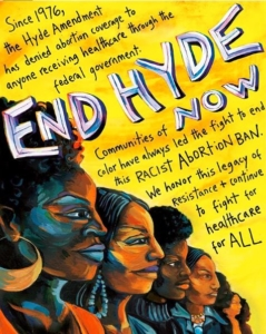 End Hyde Now - Artwork and message created in collaboration of @micahbazant and@fwdtogether respectively.
